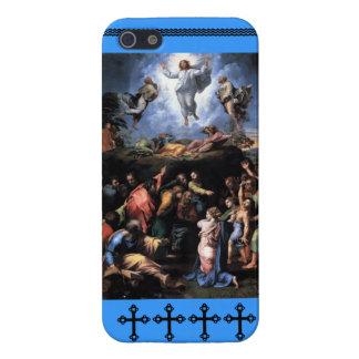 Transfigurationen av Kristus iPhone 5 Fodraler