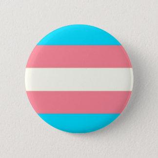 Transgenderpride knäppas standard knapp rund 5.7 cm