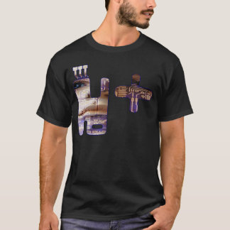 TRANSHUMANISM: singularity 2 T-shirt