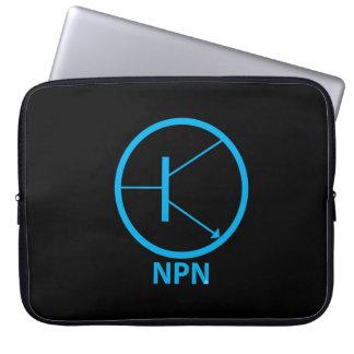 """Transistor"" Neoprenelaptop sleeve 15"","