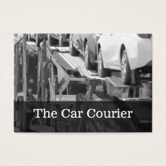 Transport för transport för bilbärare visitkort