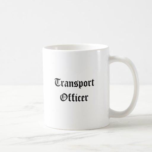 Transport kommenderar mugg