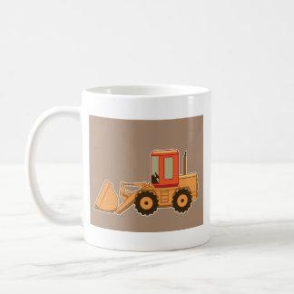 Transport Payloader skurkrollutrustning - brunt Kaffemugg