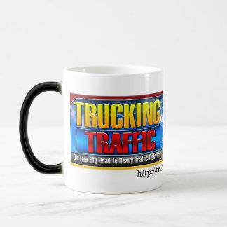 transporten 11oz trafikerar kaffemuggen magisk mugg