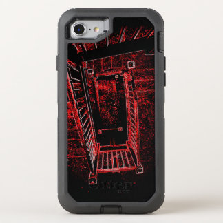 trappa OtterBox defender iPhone 7 skal