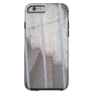 Trappa, staket och vägg tough iPhone 6 fodral