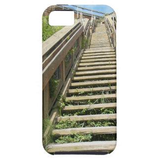 Trappa till stranden iPhone 5 cover