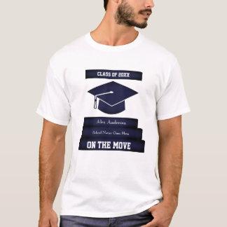 Trappor för kappa för lock för t shirt