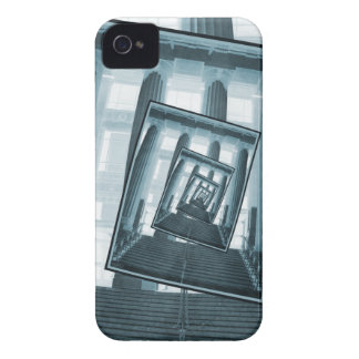 Trappor och pelare Case-Mate iPhone 4 skydd