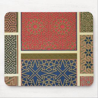 Trärum och gränser, från 'arabisk konst som musmatta