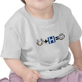 Trasa + Sjukhus = lycklig baby Onsie/