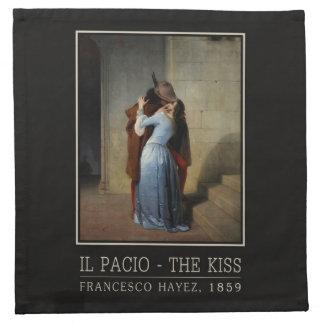 Trasaservetterna för kyss/Il Bacio Tygservett