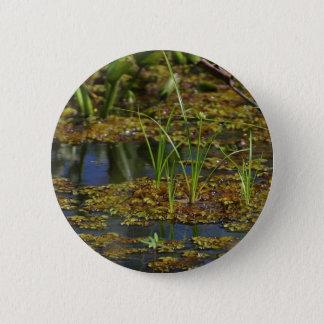 Träsk sjö standard knapp rund 5.7 cm