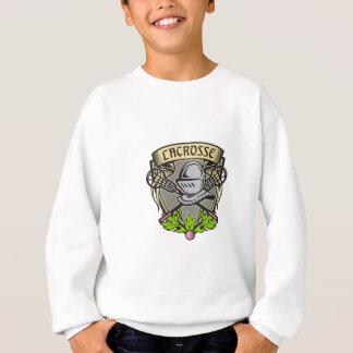 Träsnitt för vapensköld för pinne för t-shirt