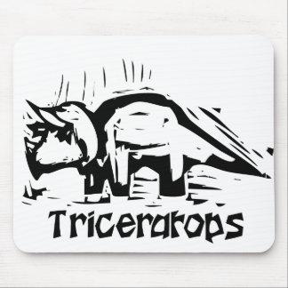 TräsnittTriceratops Musmatta