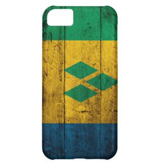 TräSt. Vincent & granatäppelsaftflagga iPhone 5C Fodral