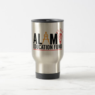 Travel mug för Alamo utbildningsfond Resemugg