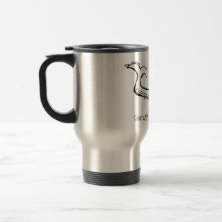 Travel mug för Archipelago144's-dykningsjöjungfru Resemugg