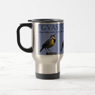 Travel mug för Genesee dalAudubon samhälle Resemugg