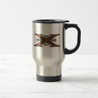 Travel mug för logotyp för Excelsiormotorcykel Resemugg