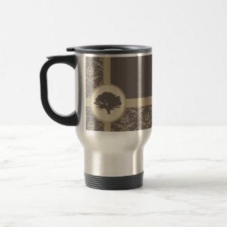 Travel mug för mockaOakdamast Resemugg