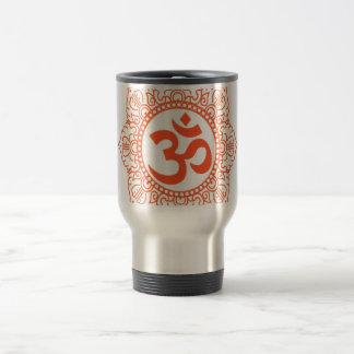 Travel mug för Om/Aum Resemugg