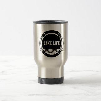 Travel mug för sjölivrostfritt stål rostfritt stål resemugg
