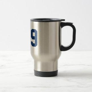 Travel mug K-9 Rostfritt Stål Resemugg