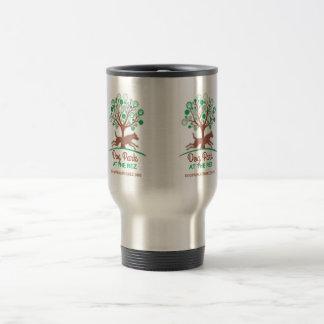 Travel mug rostfritt stål resemugg