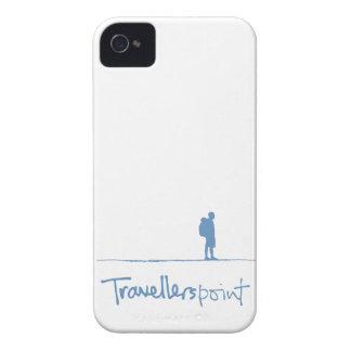 Travellerspoint blackberry boldfodral iPhone 4 fodral