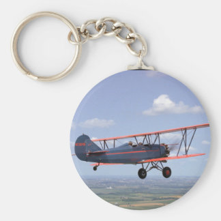 Travil luft, D-4000, flyg 1928_Classic Rund Nyckelring