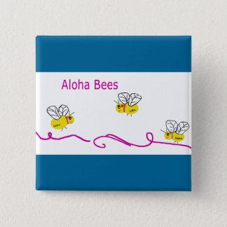 tre aloha bin standard kanpp fyrkantig 5.1 cm