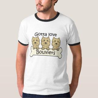 Tre Bouviers T-shirts