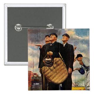Tre domare standard kanpp fyrkantig 5.1 cm
