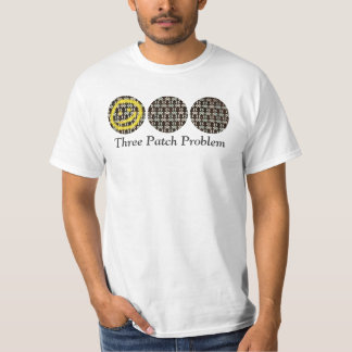 Tre lappar problem tee shirt