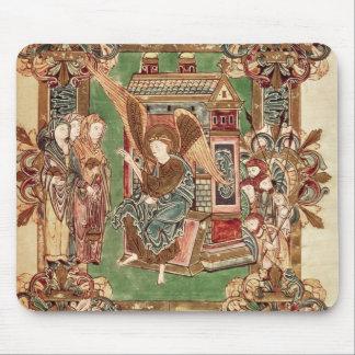 Tre Maries på sepulchren, från Benedictioen Musmatta