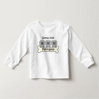 Tre Pekingese T-shirt
