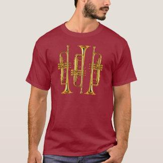 Tre trumpeter tee shirt
