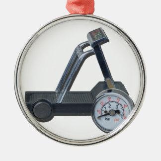 TreadmillWithPressureGauge062115 Julgransprydnad Metall