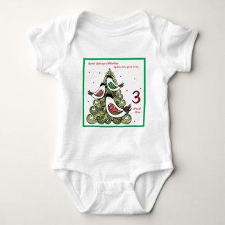 Tredje dag av jul t shirt