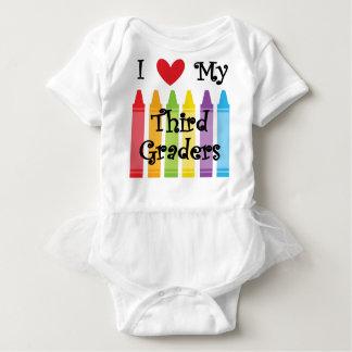 Tredje klasslärare t-shirt
