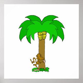 Tree hugger apa poster