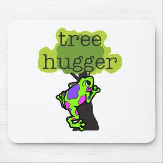 Tree hugger groda musmattor