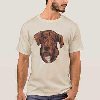 Treeing Brindle Tennessee T Shirt