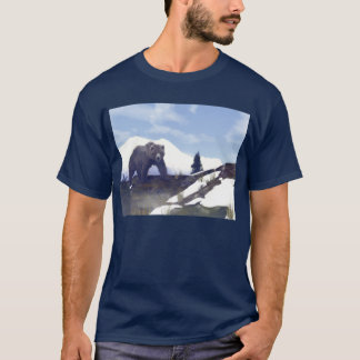Treeline Grizzly T Shirts