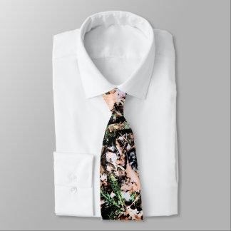 Treemo utrustar den löv- & kotteCamo manar slipsen Slips