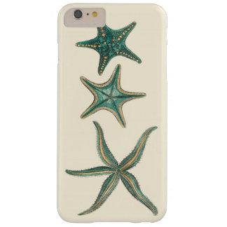 Trefaldig sjöstjärna för Aquamarine Barely There iPhone 6 Plus Skal