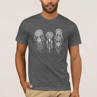 Trendig illustrerade bohemiska Dreamcatchers T Shirts