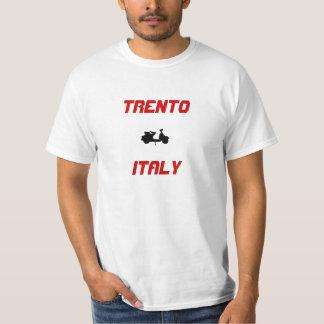 Trento italiensparkcykel tee shirt