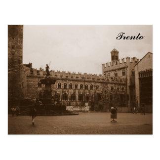Trento Vykort